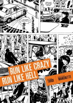 Run Like Crazy Run Like Hell (Hardcover)