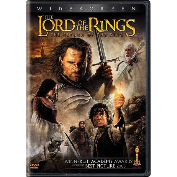 The Lord of the Rings: The Return of the King (DVD)