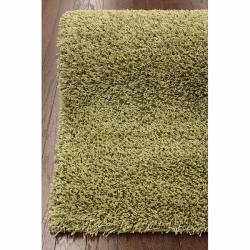 Ultra Green Shag Rug (8' x 10')