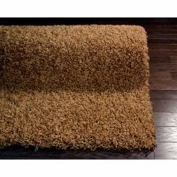 nuLOOM Ultra Brown Shag Rug (5' x 8')
