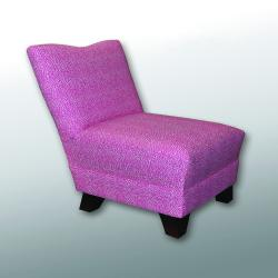 Kids Edith Armless Club Chair