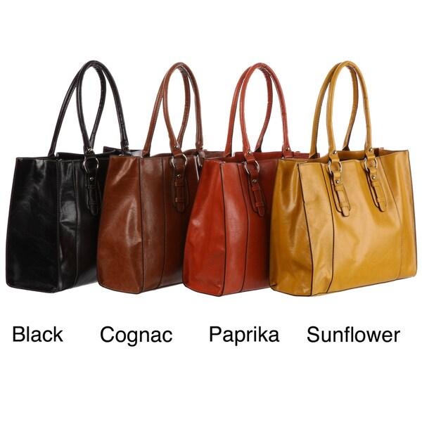 Mondani Cerene East/ West Tote Handbag