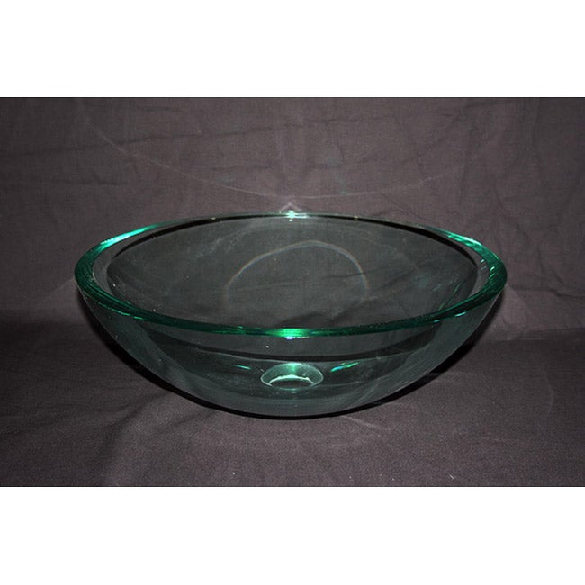 Does Glass Sink : Round Glass Sink Bowl - 14146726 - Overstock.com Shopping - Great ...