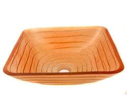 Sunray Glass Vessel Sink