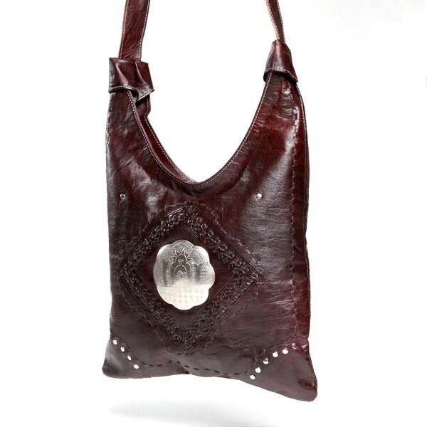 Dark Brown Marrakech Bag (Morocco)