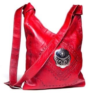 Red Marrakech Bag (Morocco)