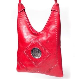 Red Marrakech Bag (Morocco)
