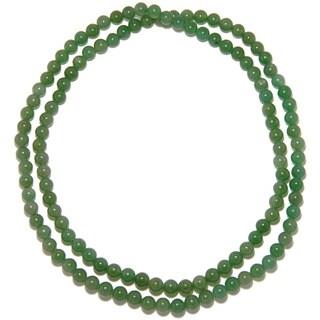 Pearlz Ocean 36-inch Endless Gemstone Necklace