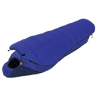 Alpinizmo Chameleon 20/0 sleeping bag by High Peak USA