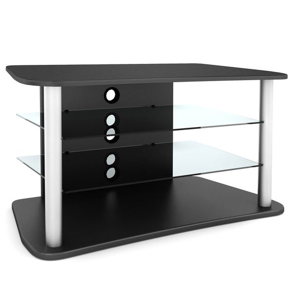 Sonax Cruise Midnight Black 40-inch TV / Component Stand
