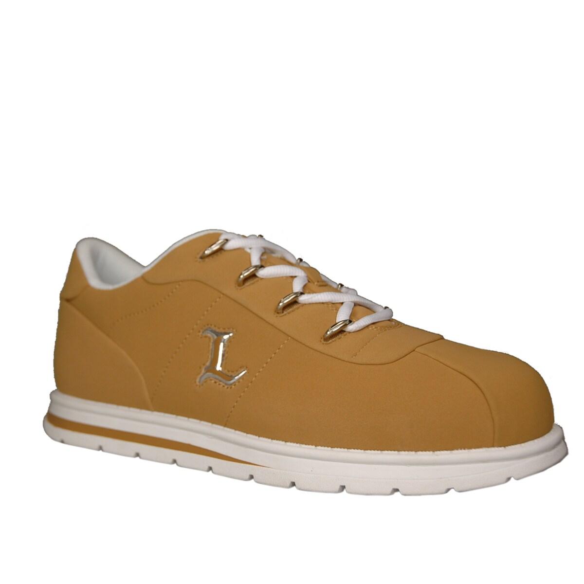Lugz Men's 'Zrocs DX' Durabrush Wheat/ White Sneakers