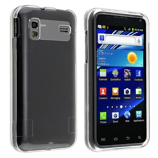 Clear Snap-on Crystal Case for Samsung Captivate Glide i927