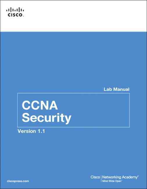 CCNA Security Version 1.1 (Paperback)