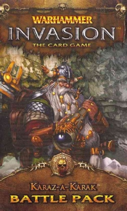 Warhammer Invasion: Karaz-a-karak Battle Pack (Cards)