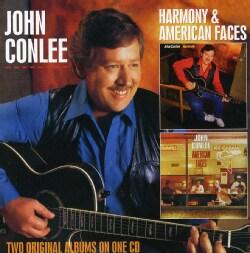 JOHN CONLEE - HARMONY/AMERICAN FACES