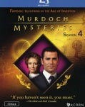 Murdoch Mysteries Season 4 (Blu-ray Disc)