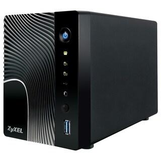 Zyxel NSA325 2-Bay Power Plus Media Server
