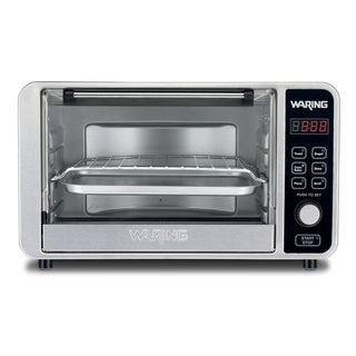 Waring TCO650 1500-Watt Toaster Oven/Broiler with Convection