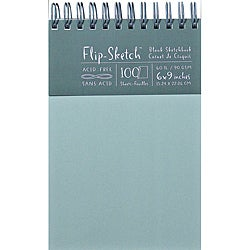Flip-Sketch Blank Mist Sketchbook