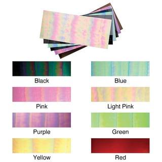 Iris Mylar Shimmer Sheets (Pack of 3)