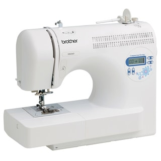 Brother XR6060 Heavy Duty Computerized Sewing Machine (Refurbished)