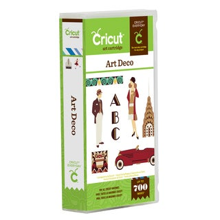 Cricut Art Deco Everyday Cartridge
