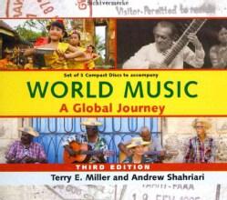 World Music: A Global Journey (CD-Audio)