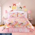 Butterfly 4-piece Full-size Comforter Set
