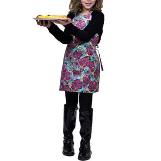 Tango Fresh Floral Stain-resistant Child Apron
