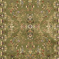 Safavieh Lyndhurst Collection Sage/Ivory Oriental Rug (9' x 12')