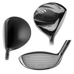 Cleveland Men's CG Black Fairway Wood
