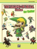 The Legend of Zelda Series for Guitar: Guitar Tab Edition (Paperback)