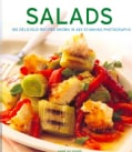 Salads: 180 Delicious Recipes Shown in 245 Stunning Photographs (Paperback)