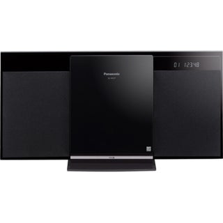 Panasonic SC-HC27 Micro Hi-Fi System - 10 W RMS - iPod Supported