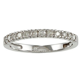 14k Gold 2/5ct TDW Round Diamond Wedding Band (H-I, I1-I2)