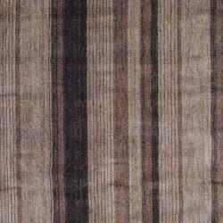 Herat Oriental Indo Hand-Knotted Tibetan Brown/ Beige Wool Area Rug (4' x 6')