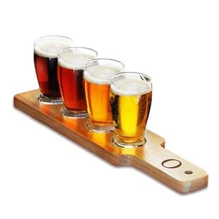 Personalized Beer Flight Sampler