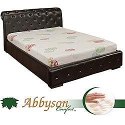 Abbyson Comfort 7-inch Twin-size Memory Foam Mattress