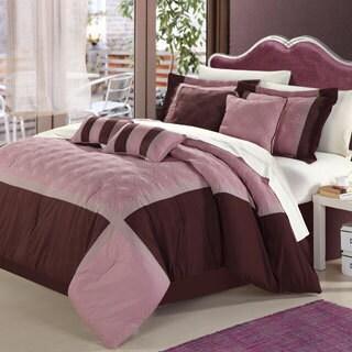 Quincy Oversized 8-piece Comforter Set