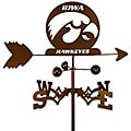 University of Iowa Hawkeyes Weathervane
