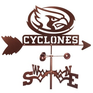 Iowa State University (ISU) Cyclones Weathervane