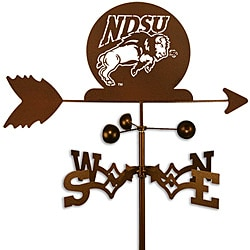 North Dakota State University (NDSU) Bison Weathervane