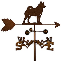 Norwegian Elkhound Weathervane
