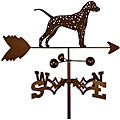 Dalmation Weathervane