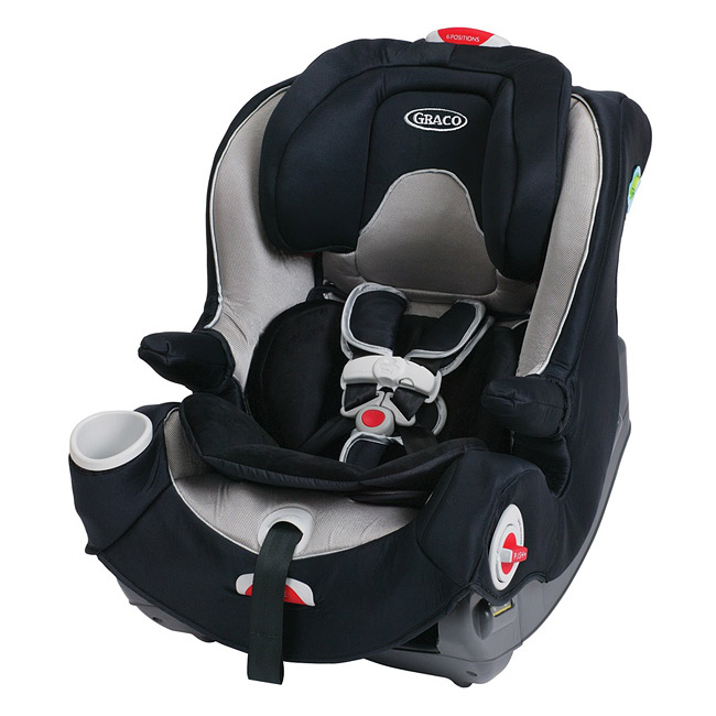 Graco Childrens Products Graco Smart Seat All-in-One Car Seat in Ryker at Sears.com