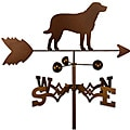 Handmade Chesapeake Bay Dog Copper Weathervane