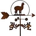 Handmade Alpaca Weathervane