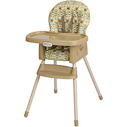 Graco SimpleSwitch Highchair in Zooland
