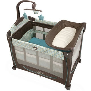 Graco Pack 'n Play Element Playard with Stages in Oasis