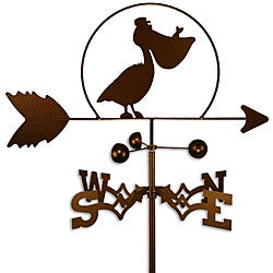 Handmade Pelican Bird Weathervane